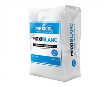Maxiblanc - Agricultural Lime Hydroxide